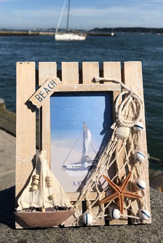 Seaside Gifts - maritime picture frames and photo frames and ...