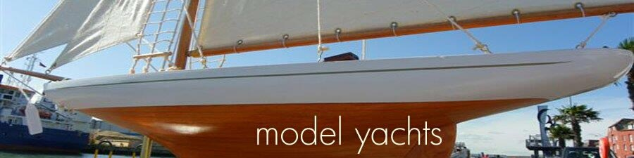 Model Yachts and Ships
